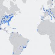 Facebook Live Maps