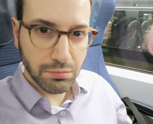 In treno