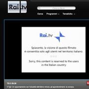Petizione contro oscuramento RAI all'estero