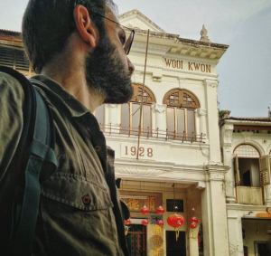 Paolo Margari - viaggio in Malaysia