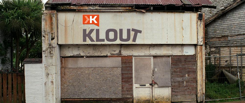 Klout score alternatives Kred, Skorr