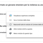 How to remove paywall sources from Google News | Paolo Margari
